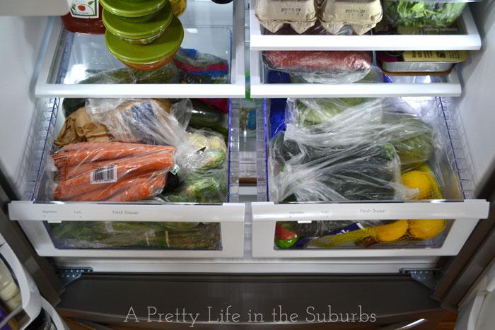 Cách sắp xếp và bảo quản đồ ăn hợp lý trong tủ lạnh-2