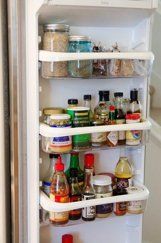 Cách sắp xếp và bảo quản đồ ăn hợp lý trong tủ lạnh-1