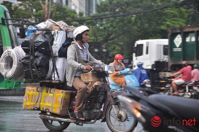 Xe mù vẫn tung hoành khắp đường phố Sài Gòn-13