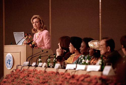 Tuổi thơ êm đêm và sự nghiệp của Hillary Clinton-15