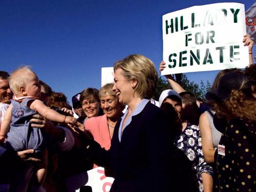 Tuổi thơ êm đêm và sự nghiệp của Hillary Clinton-16