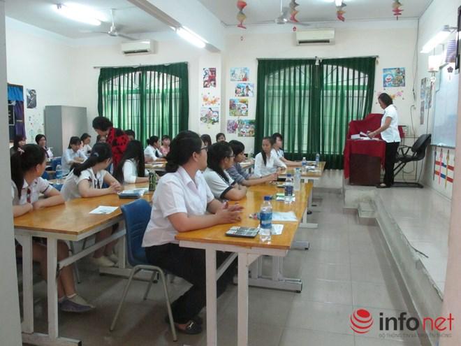 Dự thảo chương trình THPT: Học sinh học tối thiểu 6 -7 môn-1