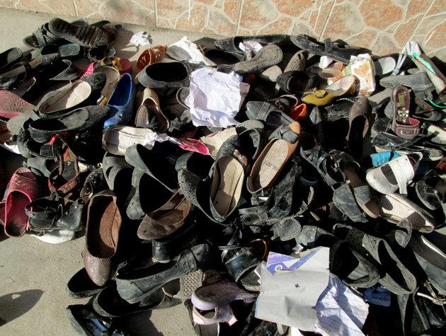 12 nu sinh bi giam dap chet khi chay dong dat o afghanistan - 3