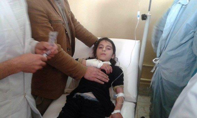 12 nữ sinh bị giẫm đạp chết khi chạy động đất ở Afghanistan-1