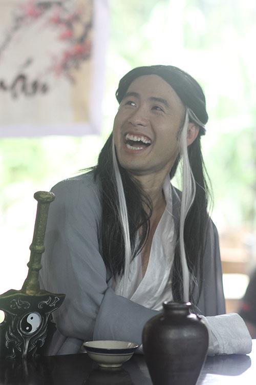 """Akira Phan háo hức làm """"Thần điêu đại hiệp""""-3"""