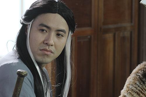 """Akira Phan háo hức làm """"Thần điêu đại hiệp""""-5"""