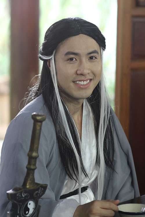 """Akira Phan háo hức làm """"Thần điêu đại hiệp""""-1"""