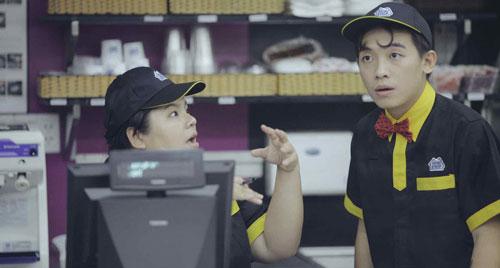 Phở Đặc Biệt tỏ tình với Gil Lê bằng... kem chuối-1