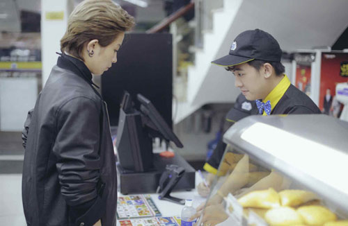 Phở Đặc Biệt tỏ tình với Gil Lê bằng... kem chuối-5