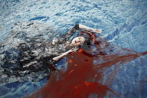 Lilly Luta tung bộ ảnh dưới nước đẹp ngất ngây-11
