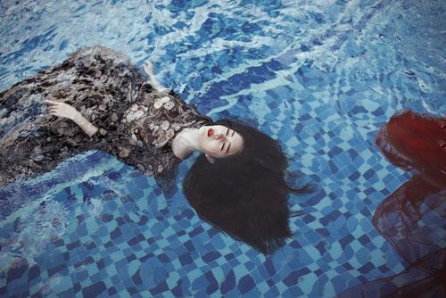 Lilly Luta tung bộ ảnh dưới nước đẹp ngất ngây-9