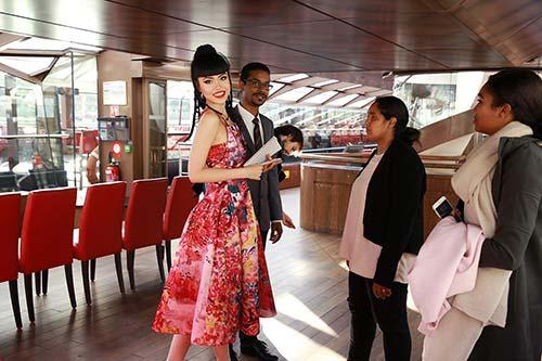 Jessica Minh Anh được nhiều hãng truyền thông lớn phỏng vấn-6
