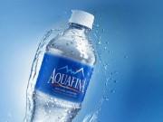 Tin tức - Chấn động: Aquafina Mỹ thừa nhận dùng nước lã để đóng chai