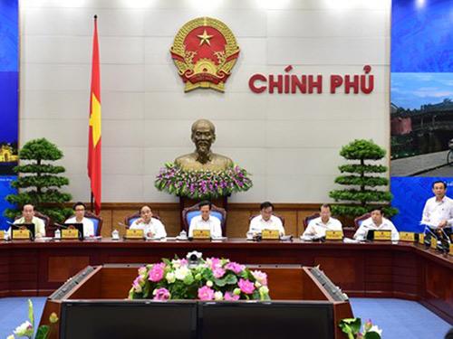 """chinh phu """"chot"""" nghi tet am lich 9 ngay - 1"""