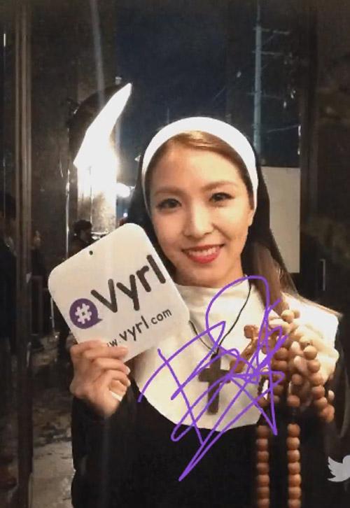 """minh tinh trai dat"" jeon ji hyun khoe bung bau 7 thang - 18"
