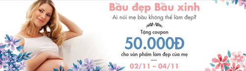top cac san pham lam dep cho ba bau ma khong lo hai thai nhi - 1