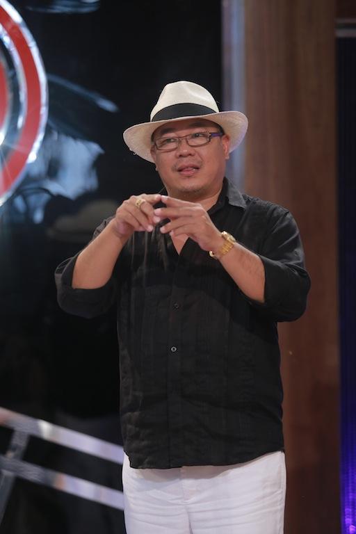 """doan phim """"sieu trom"""" lam giam khao masterchef - 1"""