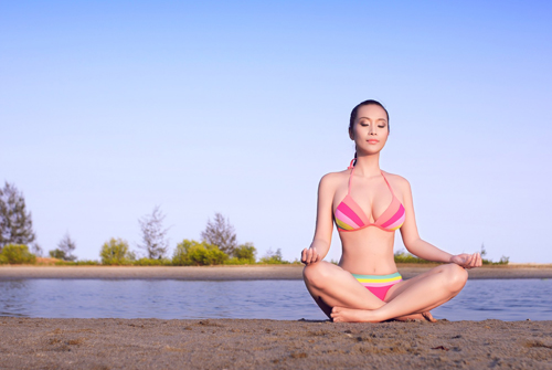 """ngam duong cong hoan hao cua nhung nguoi dep viet """"nghien"""" yoga - 12"""