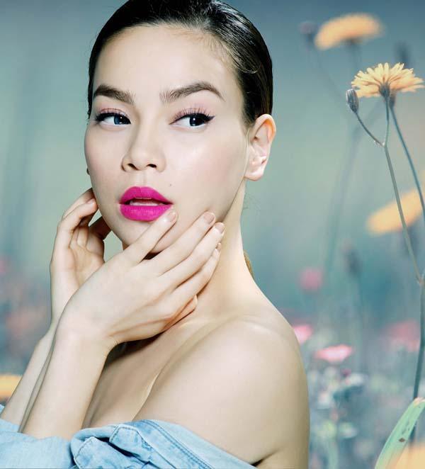 bat bai kieu make-up cua 6 my nhan ben doi cuong dola - 12