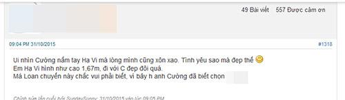 "ha ho - quoc cuong: duoc - mat khi cung co ""nguoi moi"" - 7"