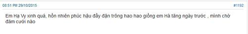 "ha ho - quoc cuong: duoc - mat khi cung co ""nguoi moi"" - 6"
