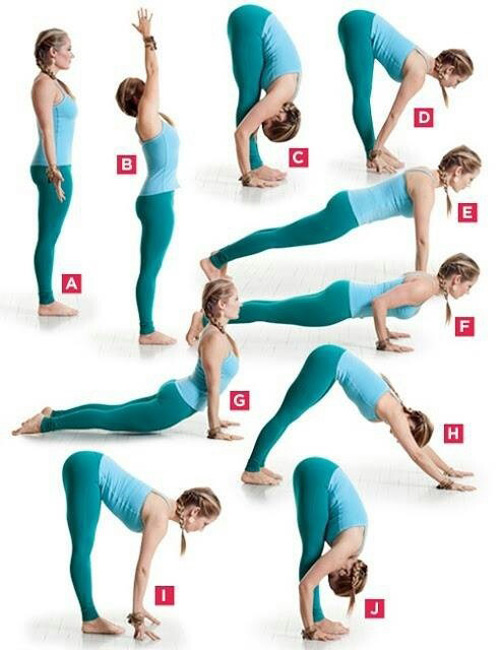 8 bai tap yoga tai nha cho dang xinh chang me tit - 4