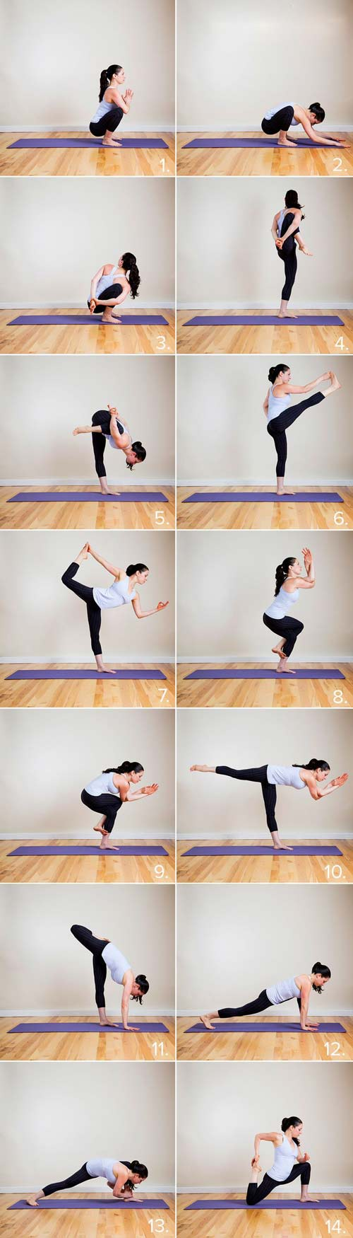 8 bai tap yoga tai nha cho dang xinh chang me tit - 6