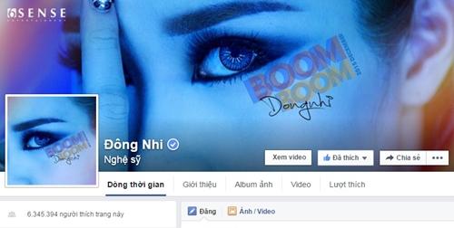 "ha ho bi ""danh bai"" khoi top 10 sao dong fan nhat facebook - 8"