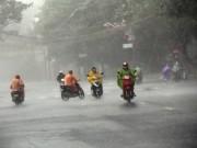 Tin trong nước - Không khí lạnh gây mưa lớn ở miền Trung