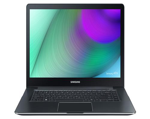 laptop ativ moi nhat cua samsung dung man hinh 4k, card do hoa roi - 1