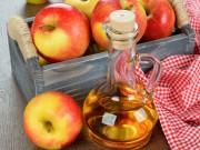 Nhà đẹp - Giấm táo trị mụn, thông cống, khử mùi hôi trong nhà