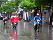 Tin tức - Miền Bắc trời se lạnh, miền Trung có mưa dông diện rộng