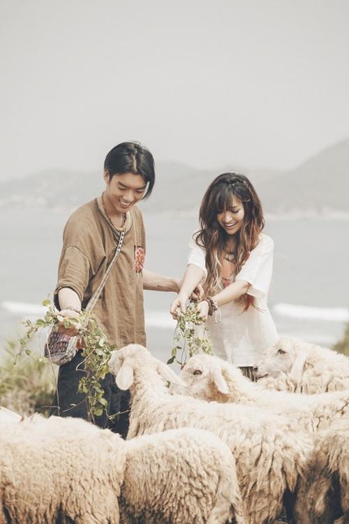 """bich phuong idol hoa """"co gai chan cuu"""" xinh dep - 3"""