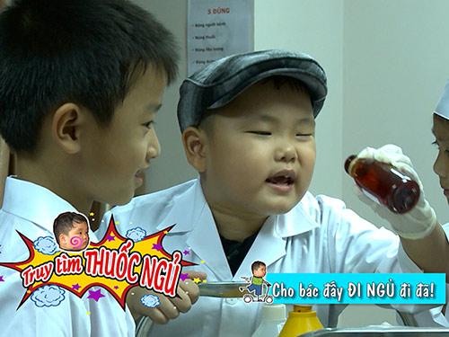 "tap 22 bo oi: cuoi bo voi man kham benh ""tim khong dap"" cua bi beo - 15"