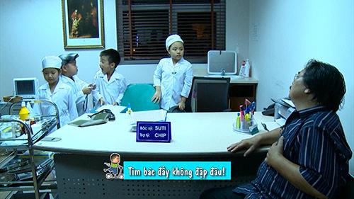 "tap 22 bo oi: cuoi bo voi man kham benh ""tim khong dap"" cua bi beo - 7"