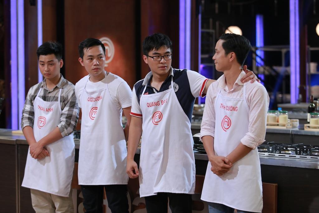"""masterchef vn: thanh cuong bat ngo """"rot hang"""" - 15"""
