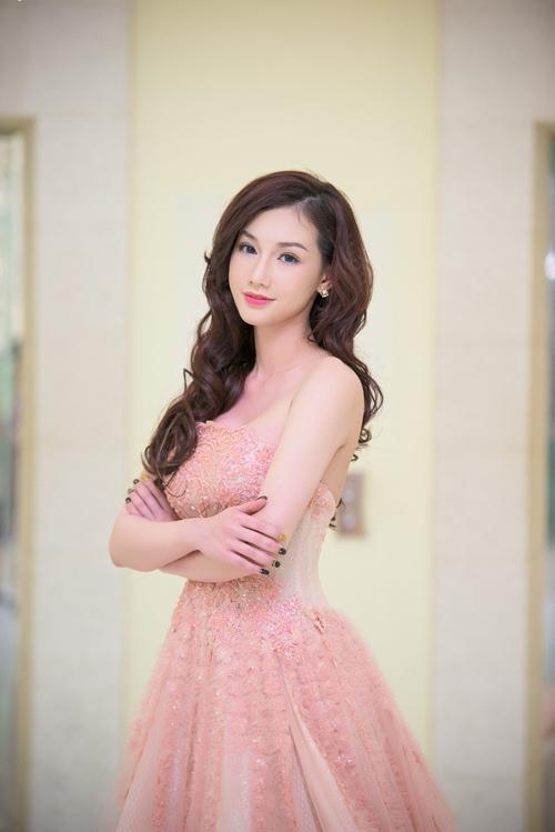 """gai mot con"" quynh chi dep kho cuong tai ha noi - 3"