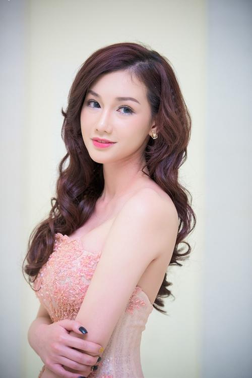 """gai mot con"" quynh chi dep kho cuong tai ha noi - 6"