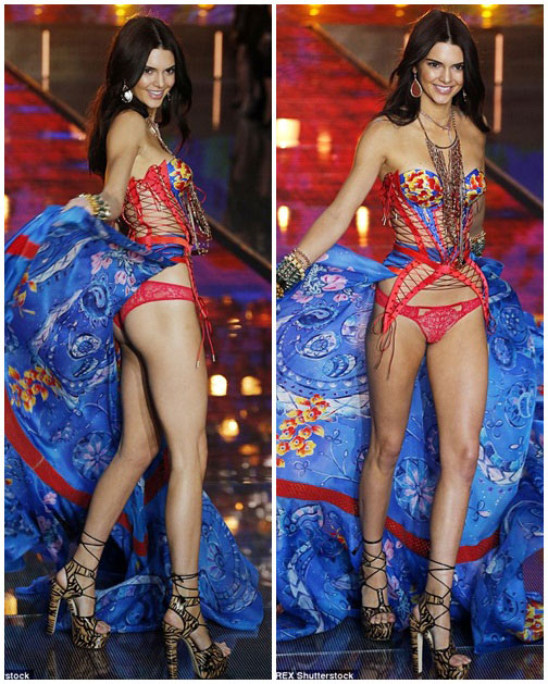 "nhung khoanh khac sexy ""lang nguoi"" cua vs show 2015 - 6"