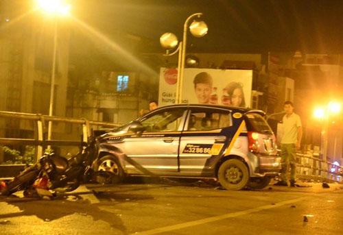 vu taxi dam lien hoan: ai se boi thuong cho cac nan nhan? - 1