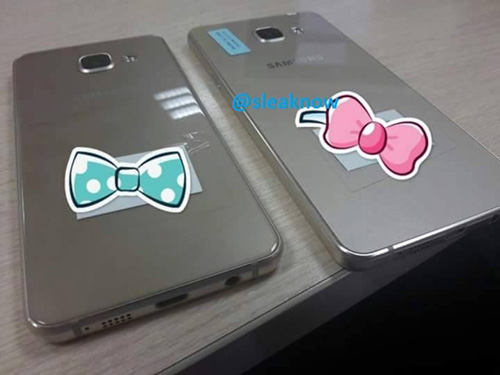 smartphone galaxy a3 va galaxy a5 the he moi lo anh that - 3
