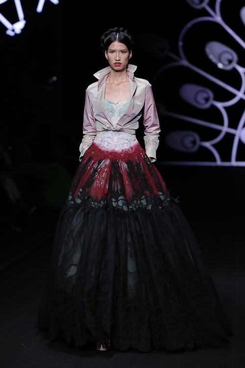 lynk fashion show mang ve dep phap den viet nam - 20