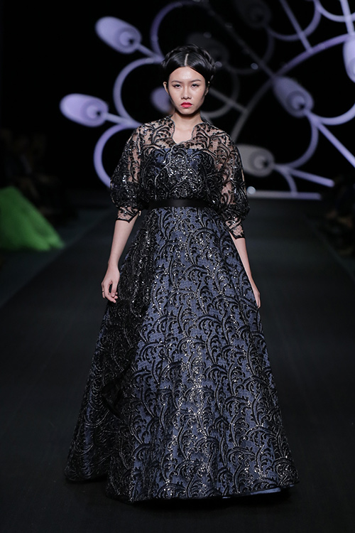 lynk fashion show mang ve dep phap den viet nam - 13