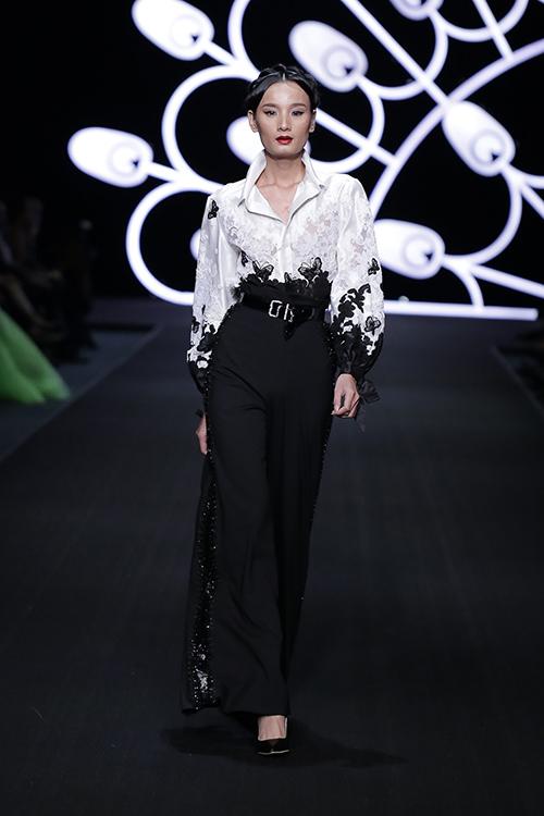lynk fashion show mang ve dep phap den viet nam - 11