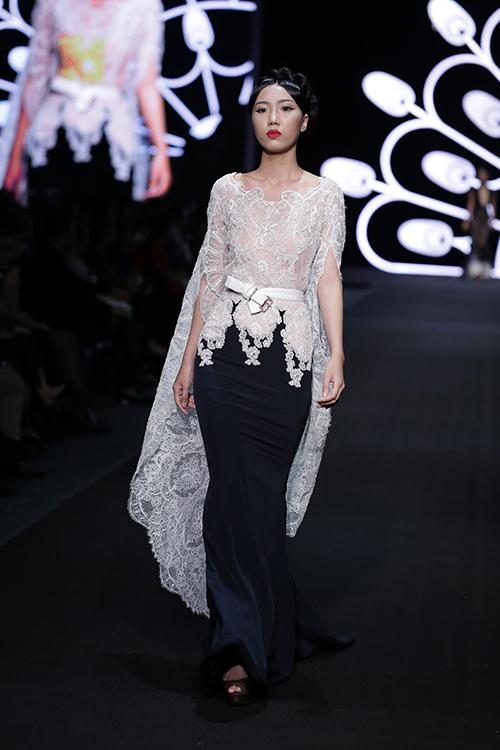lynk fashion show mang ve dep phap den viet nam - 10