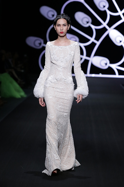 lynk fashion show mang ve dep phap den viet nam - 9