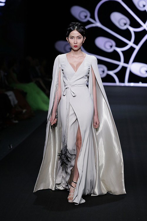 lynk fashion show mang ve dep phap den viet nam - 8