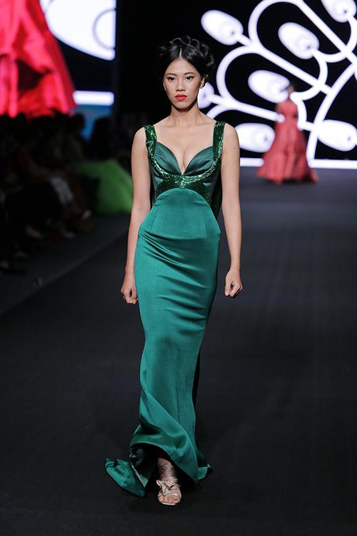 lynk fashion show mang ve dep phap den viet nam - 18