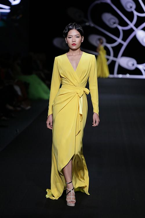 lynk fashion show mang ve dep phap den viet nam - 17