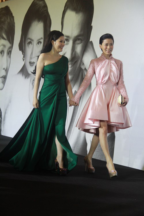 lynk fashion show mang ve dep phap den viet nam - 1